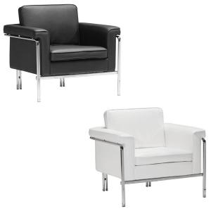 Amanda Lounge Chairs - V-Decor Trade Show Furniture Rentals in Las Vegas