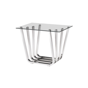 Ame End Table - V-Decor Trade Show Furniture Rentals in Las Vegas