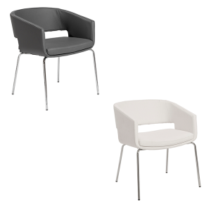 Amelia Lounge Chairs - V-Decor Trade Show Furniture Rentals in Las Vegas
