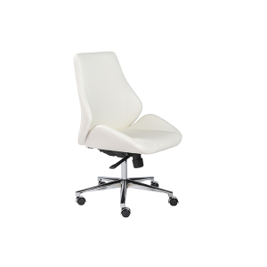 Bergen Armless Office Chair - V-Decor Trade Show Furniture Rentals in Las Vegas