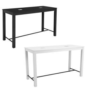 Volt Odin USB Bar Tables - V-Decor Trade Show Furniture Rentals