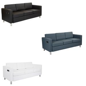 Volt Bay Sofas - V-Decor Trade Show Furniture Rentals in Las Vegas
