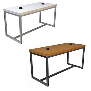 Volt Pyramid USB Bar Tables - V-Decor Trade Show Furniture Rentals in Las Vegas