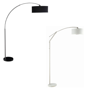 Arch Floor Lamps - V-Decor Trade Show Furniture Rentals in Las Vegas